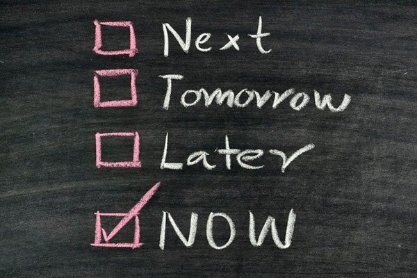 to do list; priorities
