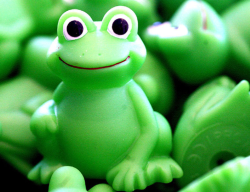 Why we need to eat frogs for breakfast