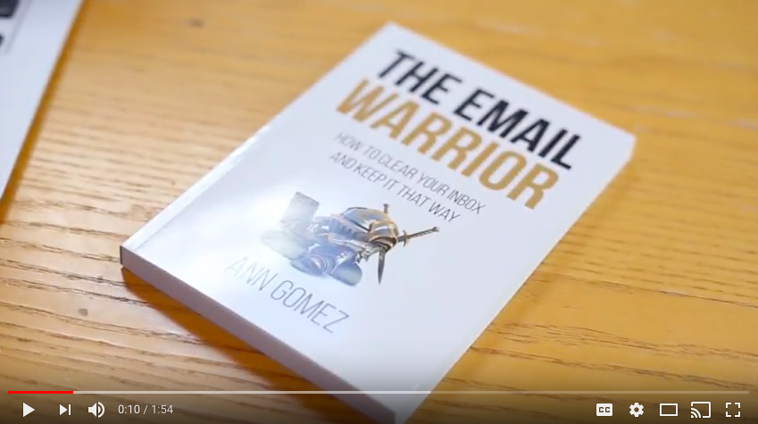 Email Warrior: The 3D Approach