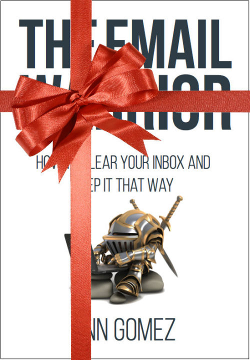 email warrior cover