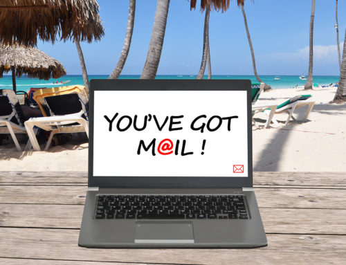 Why you should take a vacation from your email (no matter what time of year)